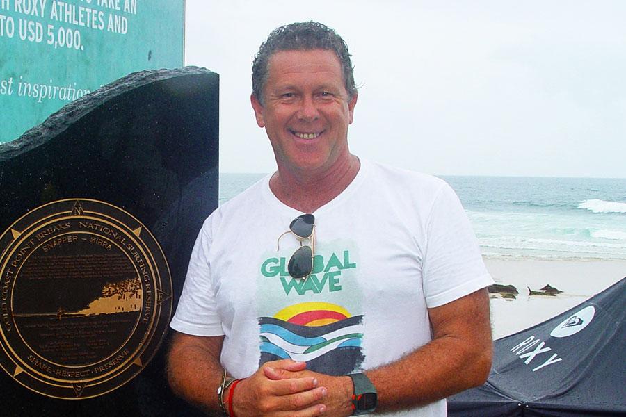 Brad Farmer - Gold Coast Australia - Dr Steven Andrew Martin - International Education and Learning